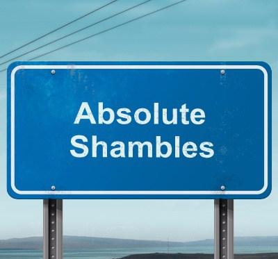 Absolute Shambles