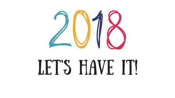 2018 lets have it!