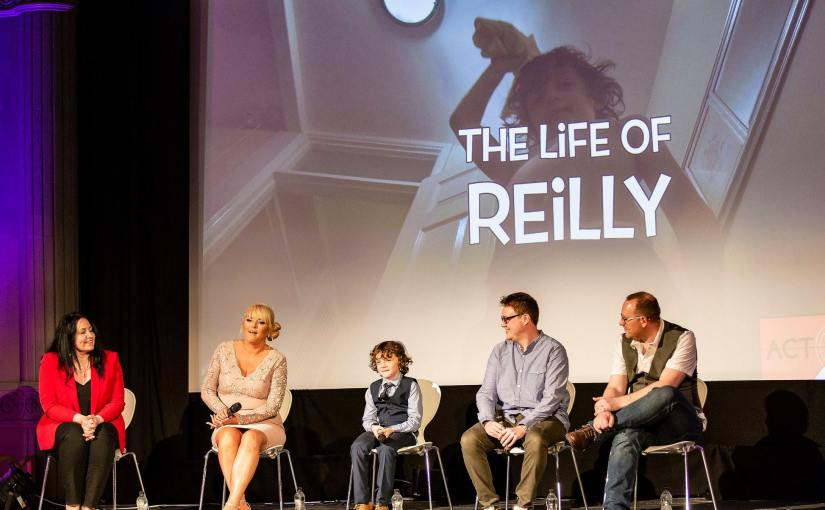 The Life of Reilly Premiere was a success!